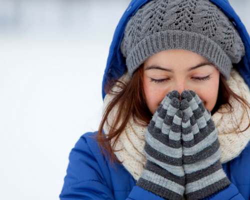 7 ways to keep warm for less