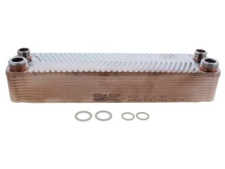 1013083 Worcester 87154069750 Heat Exchanger 87154069750, H21236