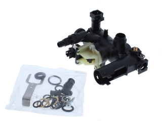 1014915 Worcester 87161064420 Return Manifold Sub-Assembly