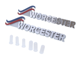 1015085 Worcester 87161068080 Badge