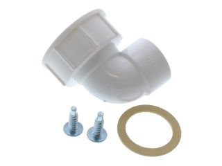 1015117 Worcester 87161070290 Elbow Assembly Siphon Outlet