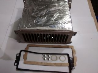 1015193 Worcester 87161075120 Secondary Heat Exchanger Final Assembly 87161075120