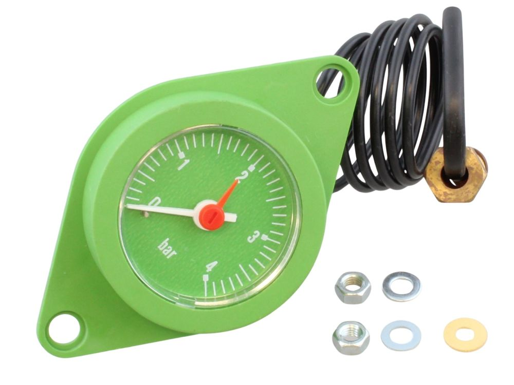 1018071 Worcester 87161423260 Pressure Gauge & Washer