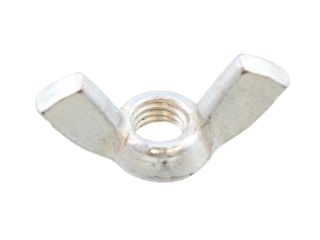 1110630 Baxi 062596 Nut Wing M5 Steel Zn Pd