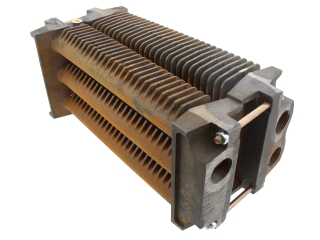 1117038 Baxi 248423 Inset Heat Exchanger