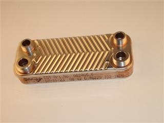 1121973 Potterton 26009107 Plate Heat Exchanger 26009107 8000357