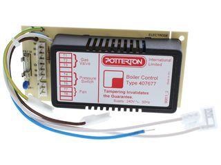 Potterton timer control manual