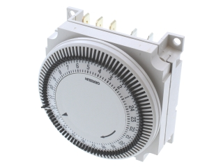 1130216 Myson 10/19114 Clock Electro/Mechanical