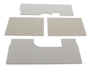 1178166 Ideal 171410 Comb Chamb Insulation Kit Cla Ff70-80-10