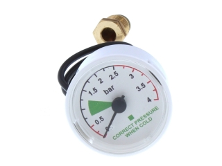 1250151 Alpha 1.016151 Pressure Gauge (Cb/Sy/Cd)