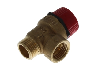 1633450 Keston M0217100 Safety Valve 3Bar 1/2M