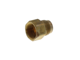 1820930 Andrews E016 Whiterogers Gas Vlv Brass Adpt
