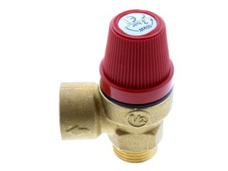 1840167 Ravenheat 5015010 Safety Relief Valve (3 Bar)