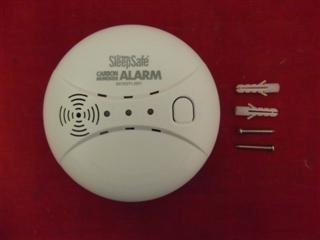Sleepsafe Carbon Monoxide Alarm