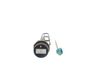 2000097 Gledhill Xb080 Immersion Heater With Xb081 Safety Stat