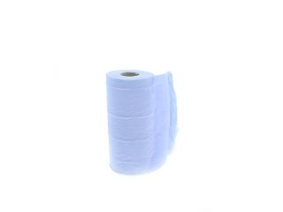 2080050 Hayes 445031 3 Ply Blue Paper Roll