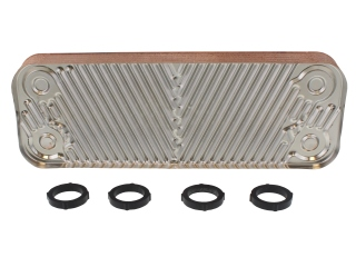 2171026 Heatline 3001060234 Plate Heat Exchanger (24 Kw) Was A 3003200026