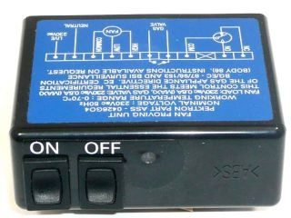 2552482 Focal Point Fires F930130 Control Box Pektron