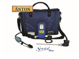 2595064 ANTON SPRINT PRO1 MULTIFUNCTION FLUE GAS ANALYSER