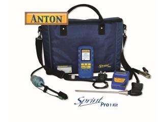 2595066 ANTON SPRINT PRO1 MULTIFUNCTION FLUE GAS ANALYSER KIT