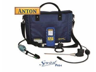 2595080 ANTON SPRINT PRO4 BLUETOOTH MULTIFUNCTION FLUE GAS ANALYSER