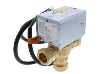4200980 Honeywell V4073A1039/U Mid-Position Valve For Hot Water 230V 22Mm
