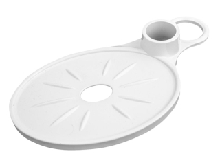 7010654 Triton 7054124 Soap Dish White