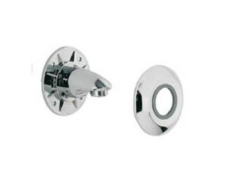 7020120 Aqualisa 215016 Wall Outlet Assembly - Chrome