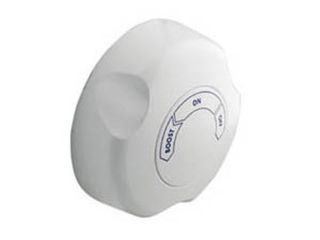 7020296 Aqualisa 168505 On/Off Knob - White